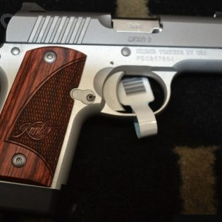 Kimber Micro 9 STS in 9mm